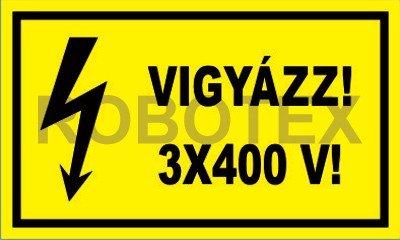 Vigyázz 3x400V
