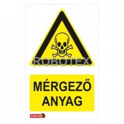 Mérgező anyag Robotex Kft.