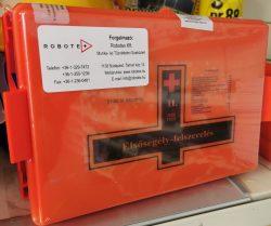 Elsősegély-felszerelés Robotex Kft.